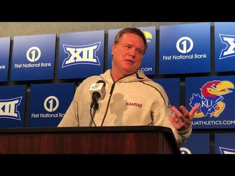 Kansas Head Coach Bill Self talks about KU's road in the NCAA Tournament