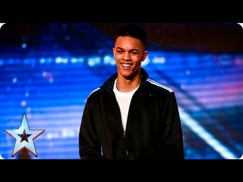 There's nothing off Balance about Taylor! | Week 3 Auditions | Britain's Got Talent 2016