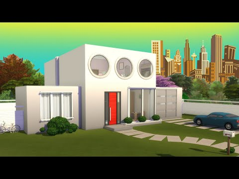 CASA DAS MENINAS SUPERPODEROSAS│The PowerPuff Girls│The Sims 4 (Speed Build)