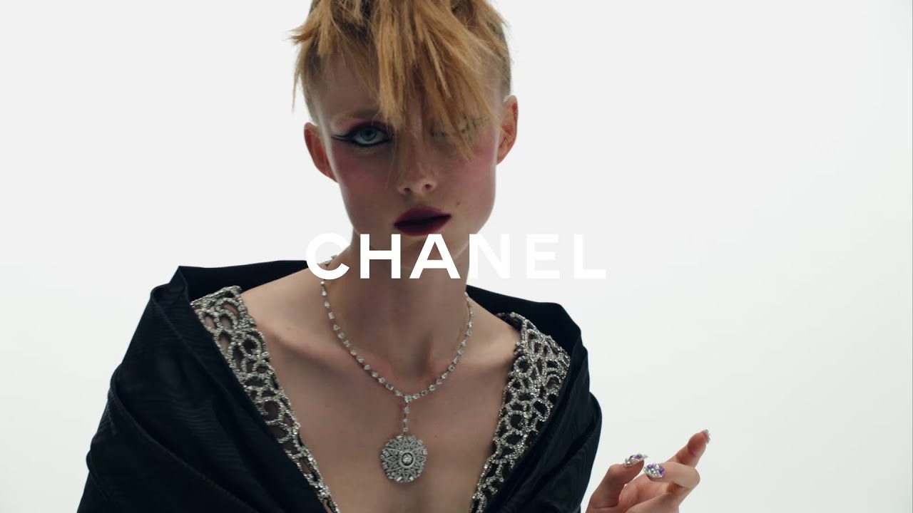 Sophisticated Details — Fall-Winter 2020/21 Haute Couture Collection —  CHANEL