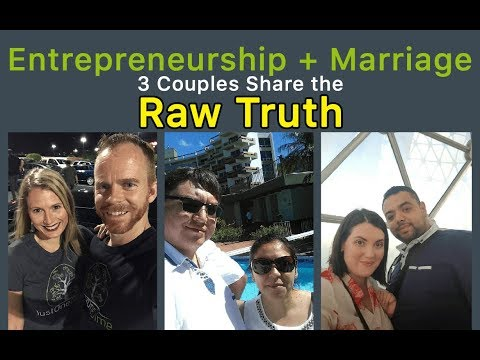 How to Build a Multi-million Dollar Business & Stay in Love with your Spouse