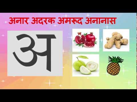 Hindi Swar Part1