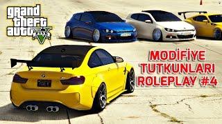 GTA 5 MODİFİYE TUTKUNLARI ROLEPLAY#4 !!  EKİP
