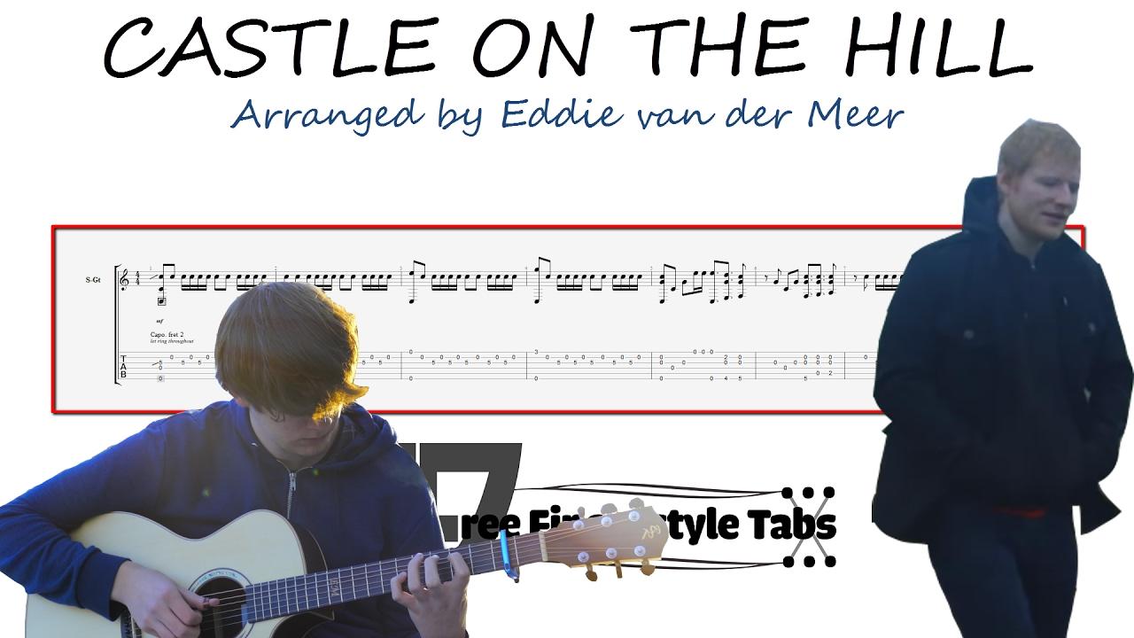 free eddie van der meer tabs