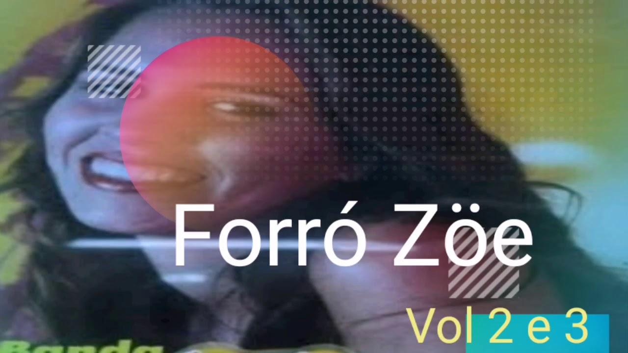 Banda Forró zöe vol 2 e 3 - forró Gospel