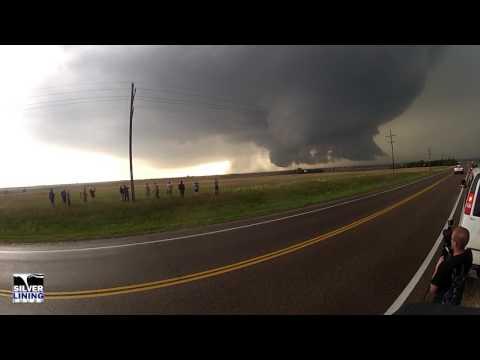 5-24-16 Tornadoes Timelapse Dodge City, KS