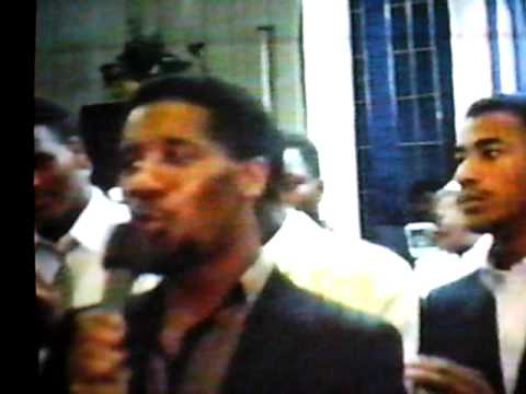Hezekiah Walker & Love Fellowship Crusade Choir @ Institutional in the 80's