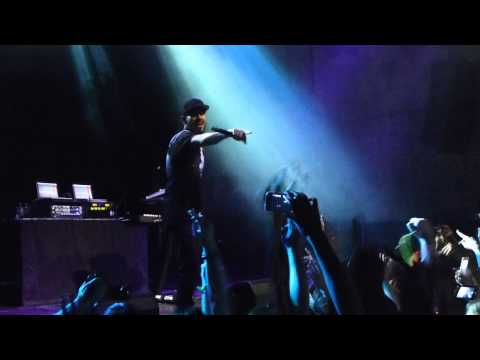 Fort Minor - Believe Me [Remix; with When They Come for Me] (HD) live @ Kesselhaus in Berlin