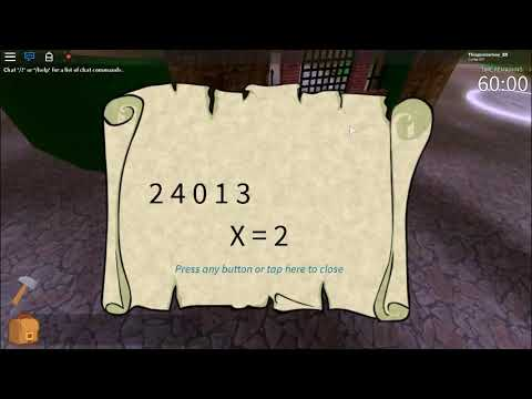 Escape Room Enchanted Forest Roblox 2 2 Youtube
