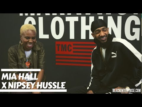 Nipsey Hussle Talks Legacy, Smart Store, Tech Disruption and More
