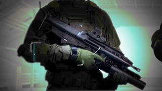 ST Engineering - Singapore Next Generation BR18 Assault Rifles & Ariele Smart Soldier System [1080p]