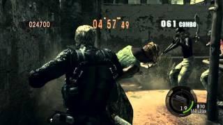 PA SOLO 795k (PC) - Resident Evil 5 Mercenaries