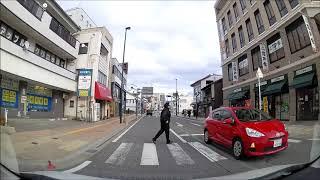 信号のない横断歩道で一時停止 2018年下半期(47シーン) thumbnail