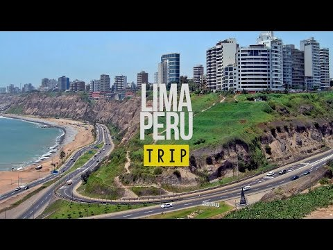MY TRIP TO LIMA - PERU   2016
