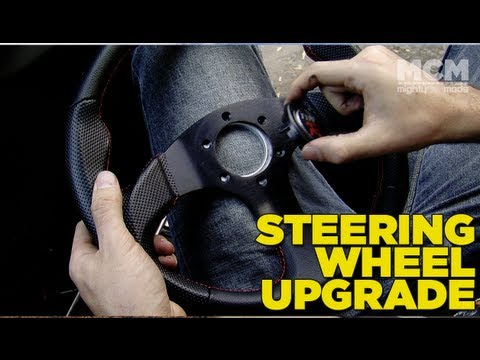 Thumbnail: Mighty Car Mods - How To Change Your Steering Wheel