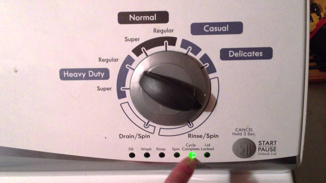 Whirlpool Vertical Modular Washer (VMW): Tech Sheet, Diagnostic Mode, Fault Codes, and Mode