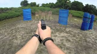 2015 Republic of Texas State IDPA Championship/ First Person GoPro