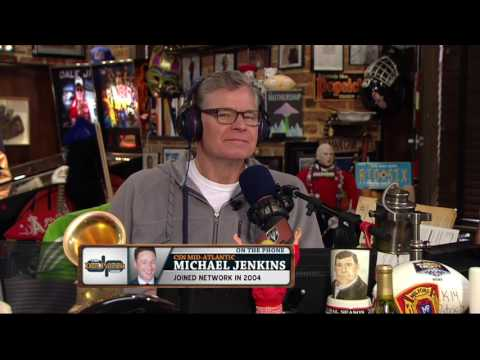 Michael Jenkins on The Dan Patrick Show (Full Interview) 5/13/16