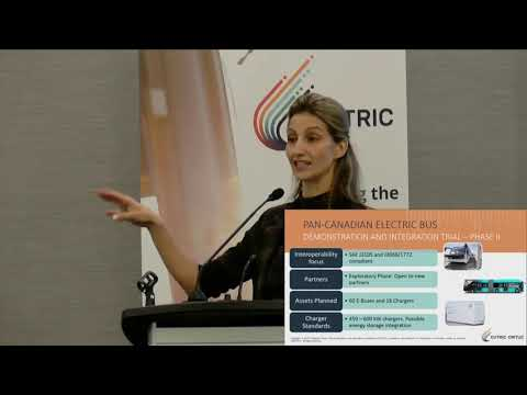 Introduction to the Pan Canadian Electric Bus Demonstration & Integration Trial: Phase I