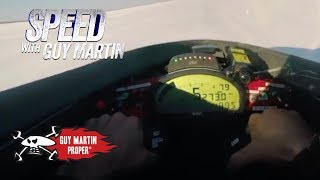 Guy's final 274mph land speed record attempt | Guy Martin Proper