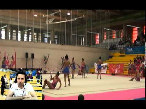 VI Torneo del Club Gimnasia Rítmica El Ejido (Tarde)