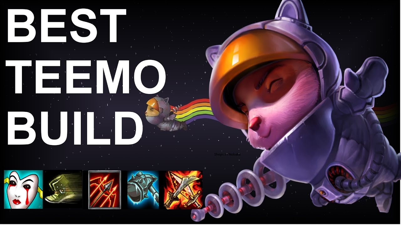 How To Build Teemo