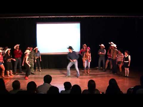 Bailando norteñas -- Pachanga: The Dance Battle Comedy