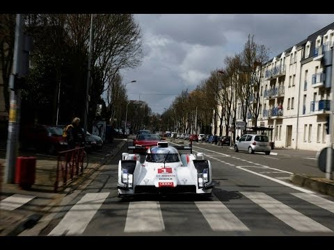 Audi R18 e-tron quattro 24 Hours Of Le Mans | LIVE PREMIERE