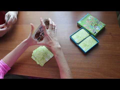 Zanimatch Djeco (Занимач) - Обзор Настольной карточной игры - Как играть? Правила