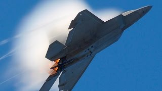 f 22 raptor in action best flyover top 10 jets great tn airshow 2016 awesome demonstration