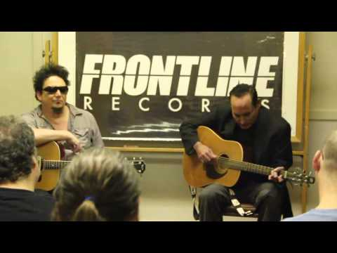 Michael Knott acoustic performance of Double