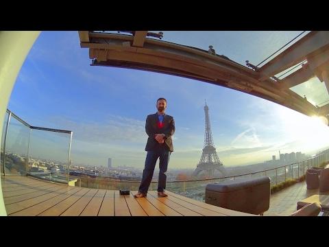 Best hotel view in Paris? Check out the Shangri-La Suite at the Shangri-La