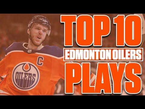 Top 10 Edmonton Oilers Plays From The 2019-20 Season