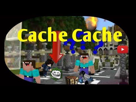 Cache Cache | Je me fait kill H24 | Hive Mc