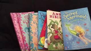 The Usborne Bookshelf - Chapter Books 5-12 year olds