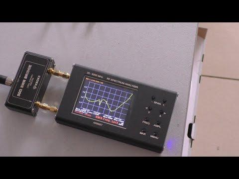 Измерительный мост КСВ KSB 2700 + Arinst SSA-TG R2