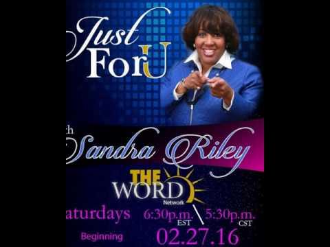 Sandra Riley on The Word Network
