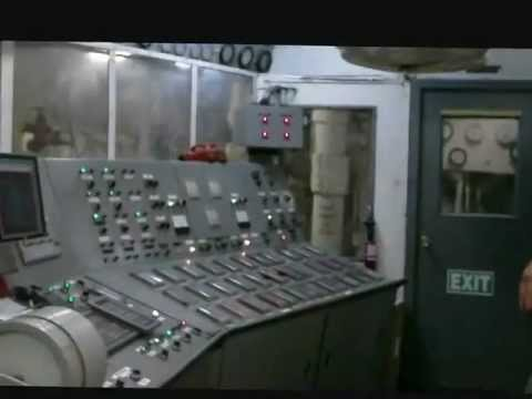 Steam Ship Control Room