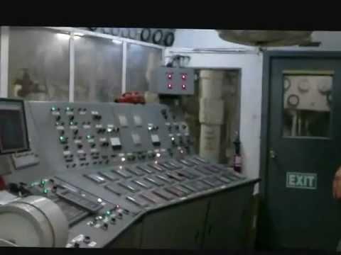 Steam Ship Control Room