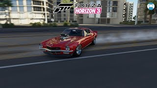 #Forza Horizon 3 #Chevrolet Camaro Z28 GamePlay!