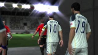 Making EA Sport's Fifa game