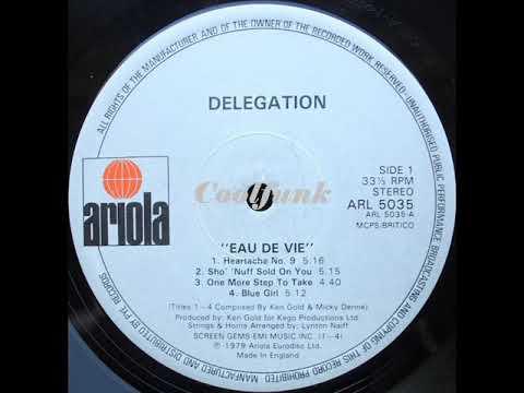 Delegation - Heartache No. 9 (Disco-Funk 1979)