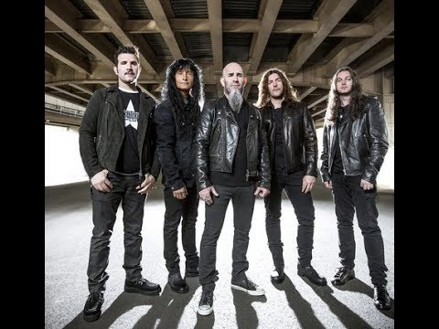 Charlie Benante from ANTHRAX talks Download Festival, new album and Star Wars!