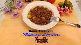 Picadilo (Küba Yemek Tarifleri)