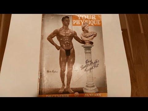 Your Physique magazine 1946 January Part A