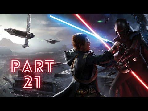STAR WARS Jedi Fallen Order Walk Through Part 21