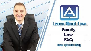 Family Law FAQ | Learn About Law