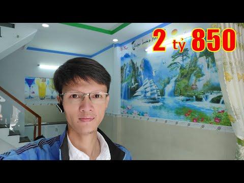Livestrem Bán Nhà Mới 1 Lầu Đường Số 16 Quận Bình Tân dưới 3 tỷ