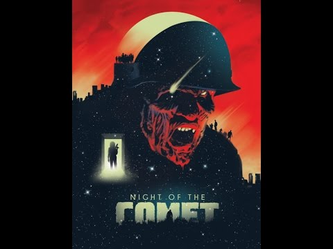 NIGHT OF THE COMET 1984 FILM HD CATHERINE MARY STEWART!