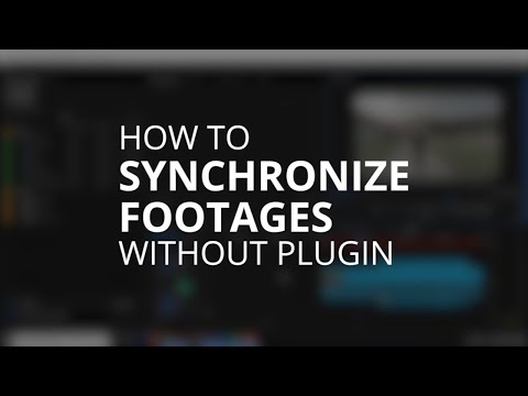 #TipsEditing 001: HOW TO SYNCHRONIZE FOOTAGES WITHOUT PLUGIN